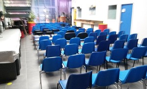 Cabep - sala de reuniones