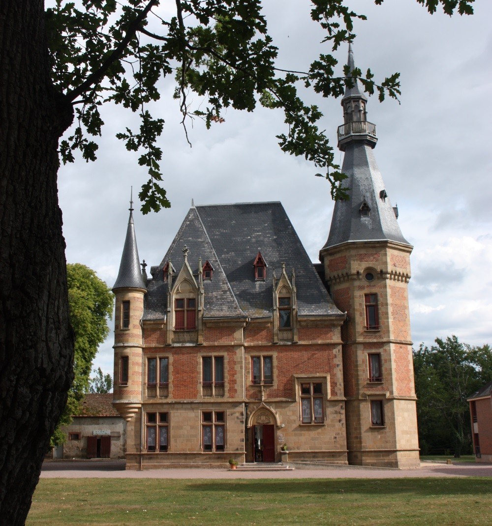 Chateau Du Petit Bois - Ch u00e2teau de Petit Bois Salle séminaire MONTLU u00c7ON (03)