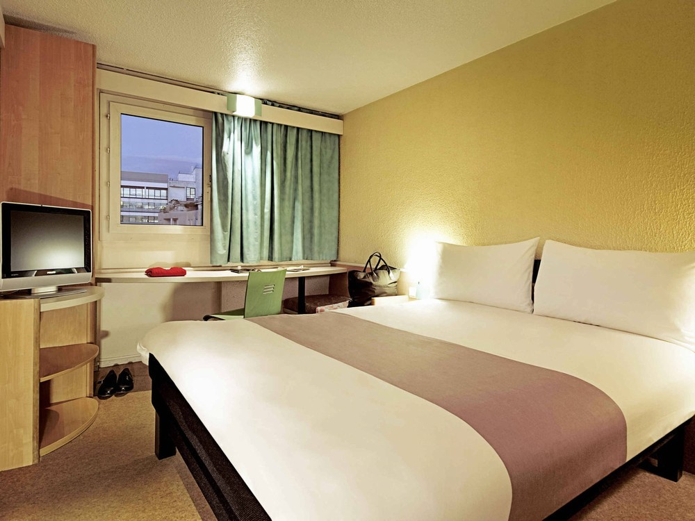 Ibis paris la villette salle s minaire paris 75 for Chambre de hotel france