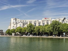 Ibis Paris La Villette - Exterior