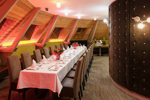 Les bartavelles hotel and spa - restaurant