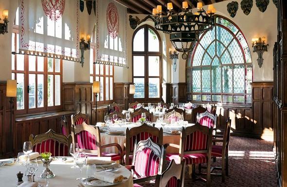 Hotel de la cité - restaurante