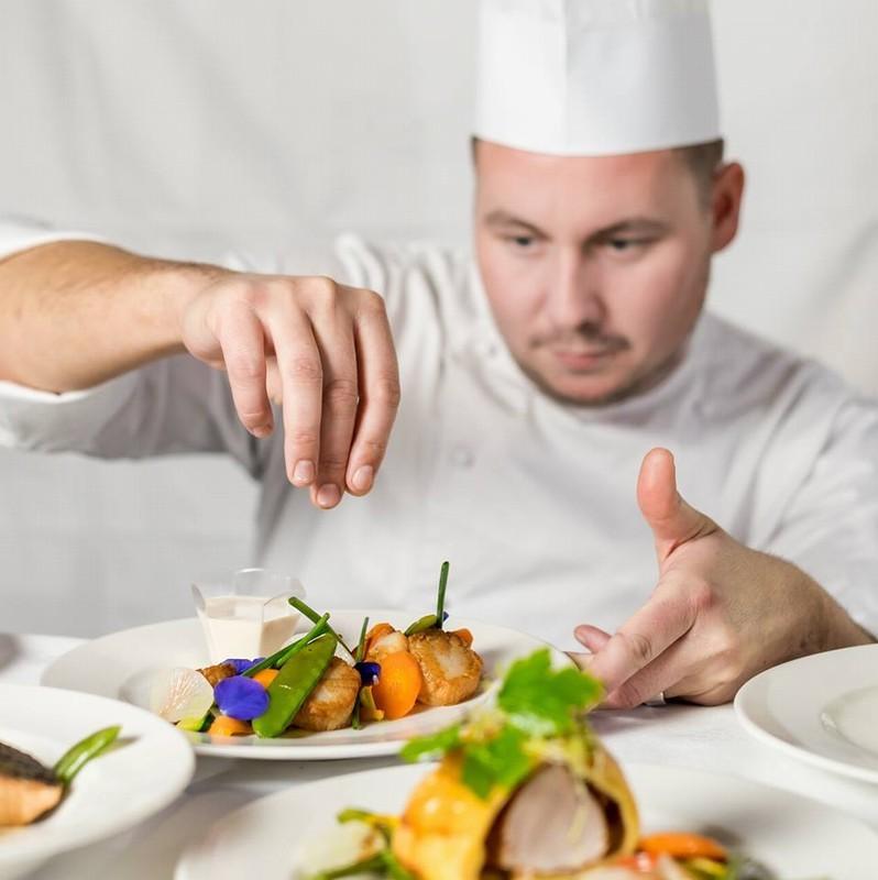 The pleiades hotel spa restaurant - el clement chef arrigoni