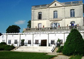 Chateau Bouret - Seine-Port seminário