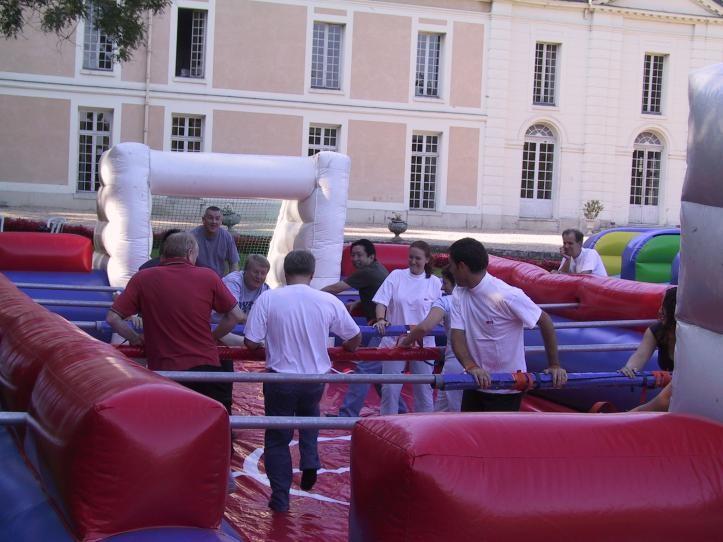 Château de brou - actividades de trabajo en equipo