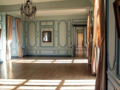 Château de brou - interior