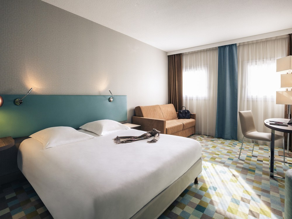 Mercure marne la vallee bussy saint georges - chambre