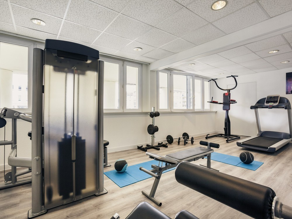 Mercure Marne-Tal Bussy Saint Georges - Fitnessbereich