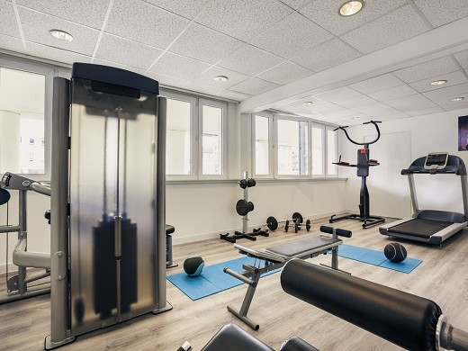Mercure Marne Valley Bussy Saint Georges - area fitness