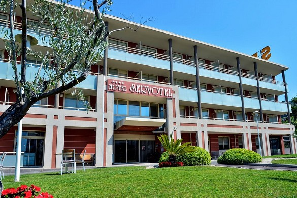 Servotel Saint-Vincent - hotel for business seminars