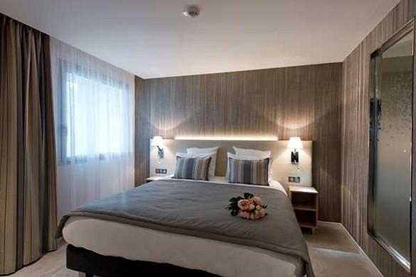Golden tulip sophia antipolis hotel - habitación