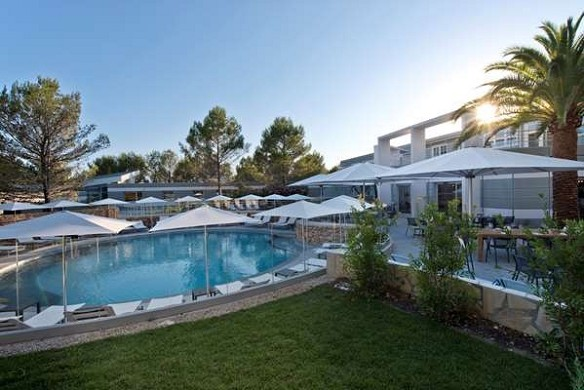 Golden tulip sophia antipolis hotel - piscina