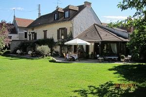 Priory Maialen - casa e giardino