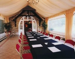 Manoir Des Foulons - Meeting Room