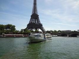 Das Mistral En Seine - Paris Seminarboot