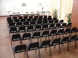 Ile de Loisirs Val de Seine - Sala de conferencias