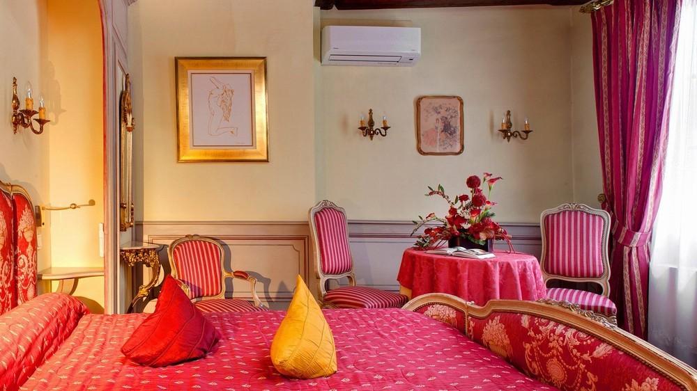 Hostellerie le Marechal - sala seminari residenziali semi