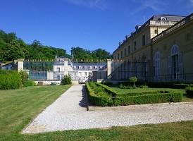 Château du Val - Außen