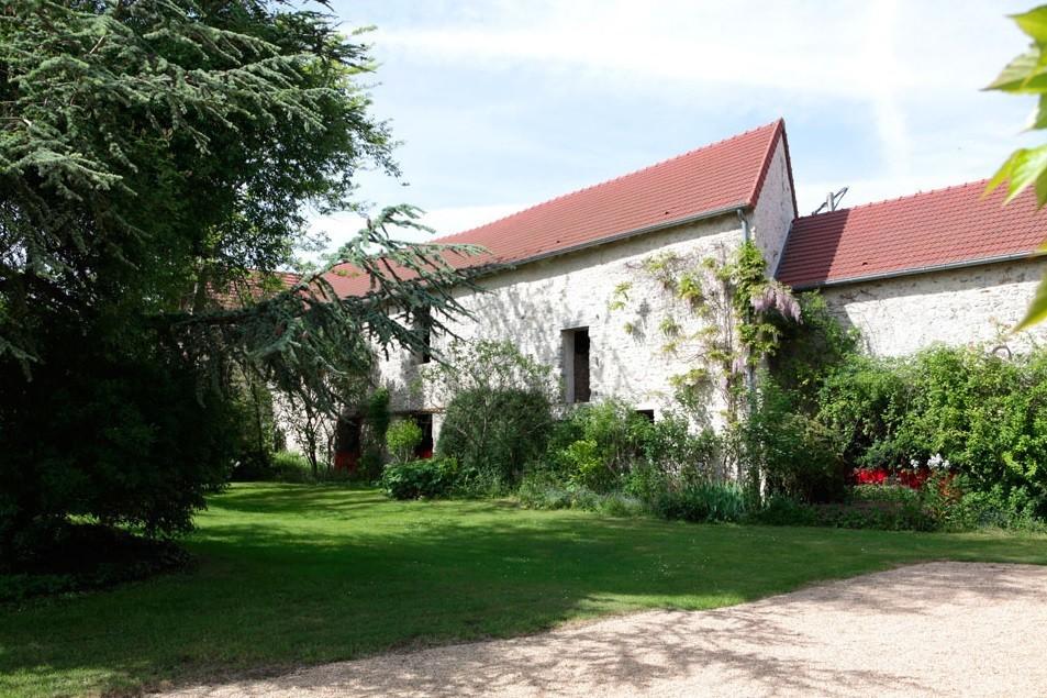 Velannes Bauernhof - außen