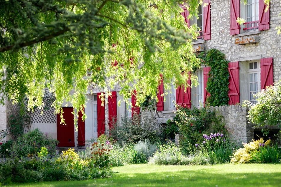 Velannes Bauernhof - Fassade