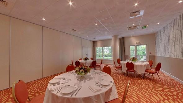 Mercure Rambouillet Relays Castle - Sala de recepción