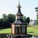Chateau de groussay montfort l amaury pagoda china