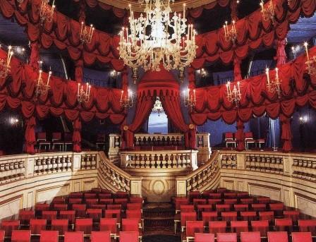 Castillo de Groussay Montfort l amaury teatro