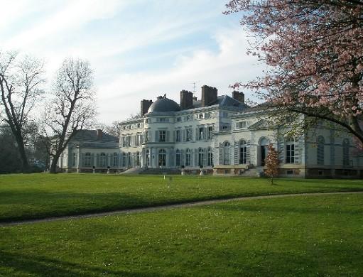 Castillo de Groussay Montfort Amaury
