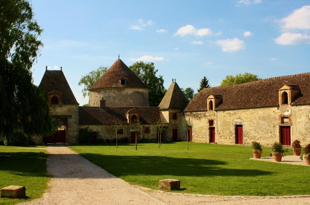 Assez Château et Relais de Neuville : Salle séminaire VERSAILLES (78) EC38
