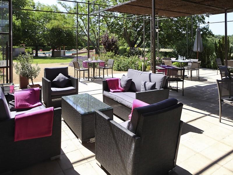 Mercure Aix en Provence Sainte Victoire - Restaurante