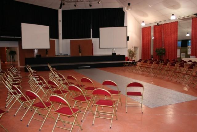 Aixagone saint cannat organizzazione sala per seminari