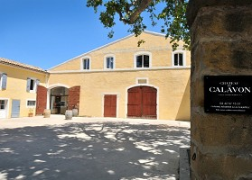 Castello di Calavon - Esterno