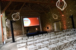 Château de Vergières - Conference room