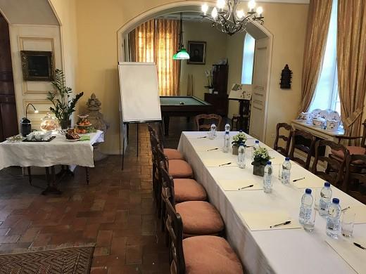Château de vergières - giornata di studio