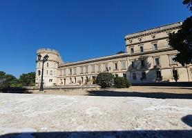 Castello di Barbegal - Facciata