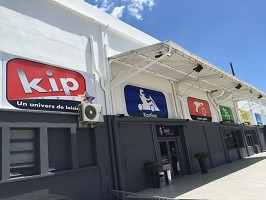 Karting Indoor Provence - Exterior