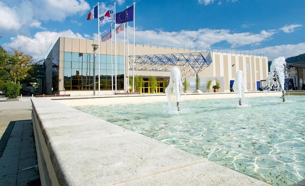 convention center agora - congress center 13