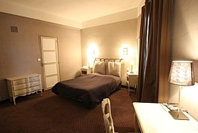 The Hotel de France Aix en Provence room