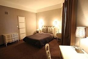 La habitación del hotel de France Aix en Provence