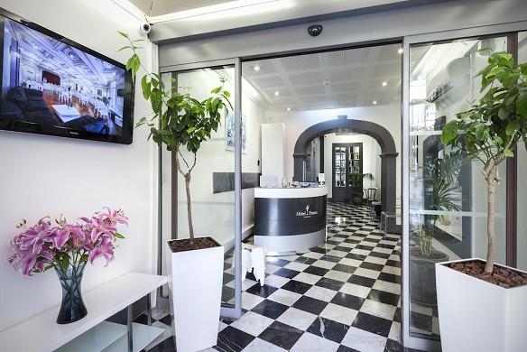 Hotel de France aix-en-provence - Rezeption