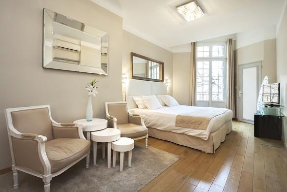Hotel de France aix-en-provence - provenzalische Suite
