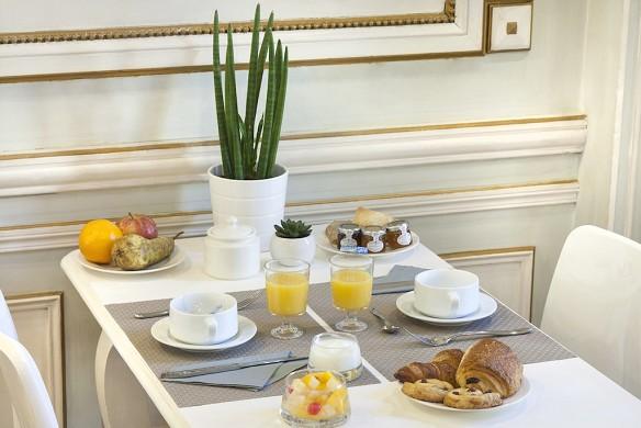 Hotel de france aix-en-provence - desayuno