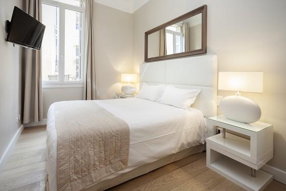 Hotel de france aix-en-provence - charming room