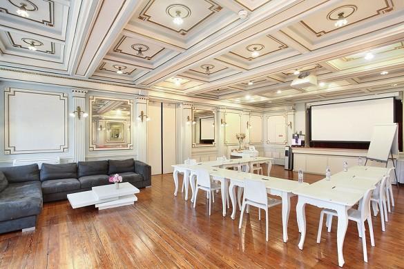 Hotel de France Aix-en-Provence - sala de reuniones