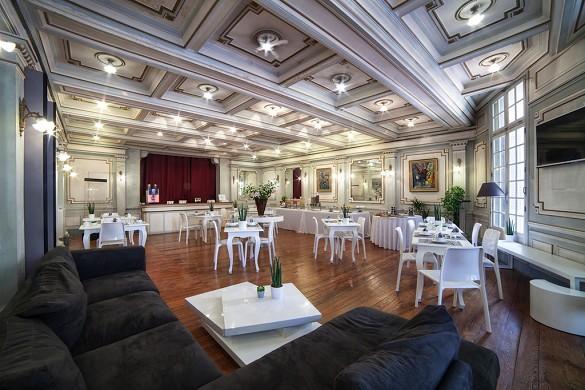 Hôtel de France Aix-en-Provence - XNUMXth century lounge