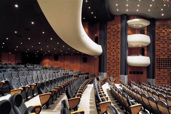 Hotel Deauville amiraute Amphitheater