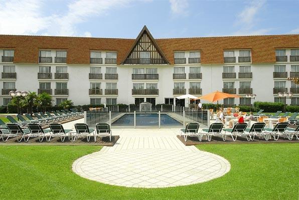 Hotel Deauville amiraute