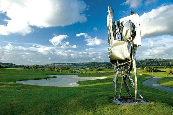 amiraute de golf Hotel Deauville