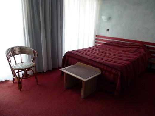 El chalet lírico - dormitorio