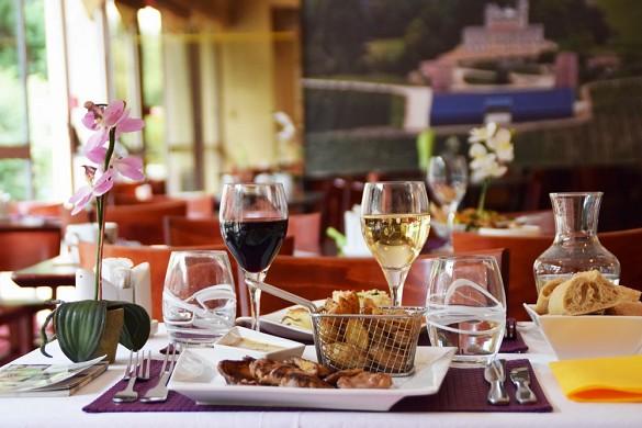 Brit hôtel bordeaux aéroport le soretel - restaurant le soretel